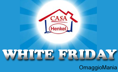 White Friday di Casa Henkel