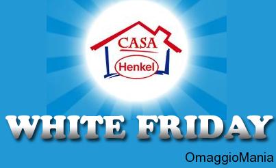 White Friday di Casa Henkel