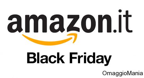 Amazon Black Friday 2013: prodotti scontati fino al 50%