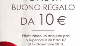 buono regalo Promod da 10 euro