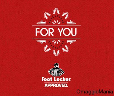 buono sconto Foot Locker