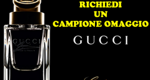campioncino gratis profumo Gucci Made to Measure