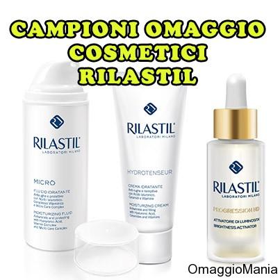 campioni omaggio cosmetici Rilastil