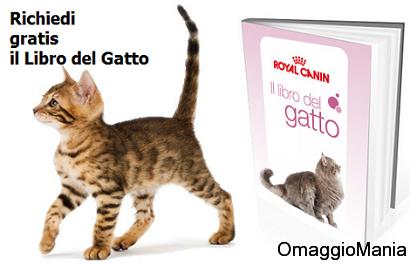 richiedi gratis il Libro del Gatto