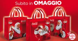 shopper omaggio Coca Cola - come riceverla