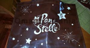shopper omaggio Pan di Stelle: la foto