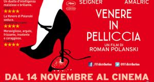 vinci biglietti cinema Venere in Pelliccia