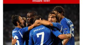 vinci biglietti della nazionale con Radio Italia