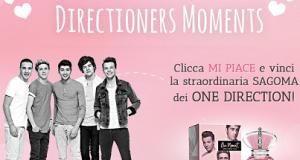 vinci la sagoma dei One Direction