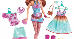 Barbie Fashionista scontata su Amazon