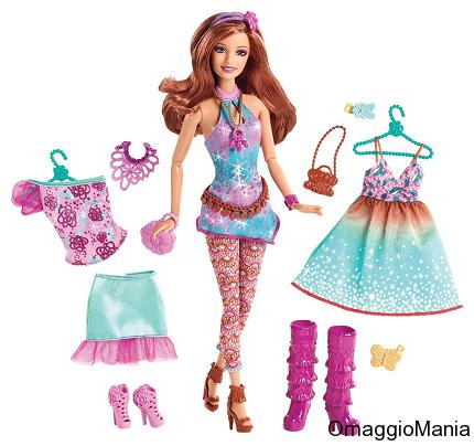 Barbie Fashionista scontata su Amazon