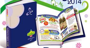 agenda 2014 gratis da Conad