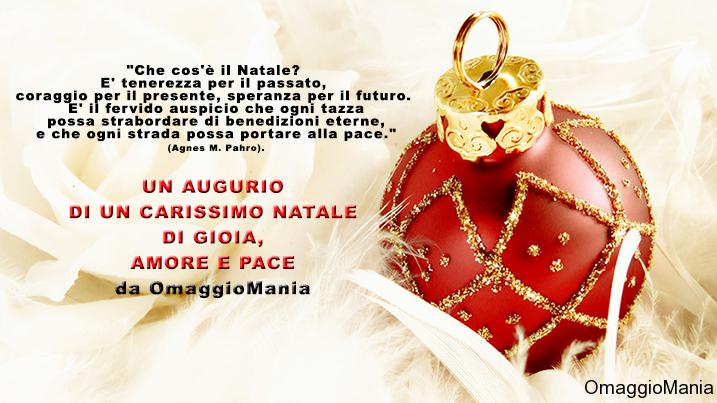 auguri Natale 2013 da OmaggioMania