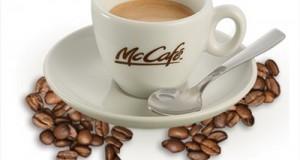 caffè gratis da McDonald's