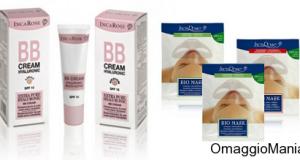 campioni omaggio cosmetici Incarose con MiaFarmacia