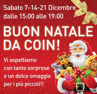 caramelle Haribo gratis da Coin