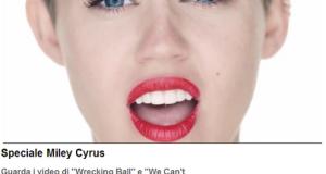 concorso miley cyrus