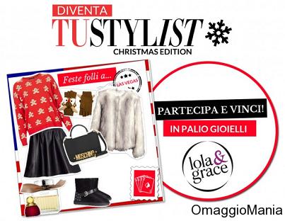 concorso a premi natalizio TuStylist di TuStyle