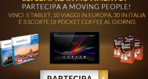 concorso a premi pocket cofee