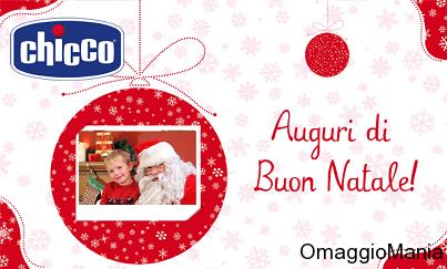 decorazione natalizia gratis con Chicco e Prénatal