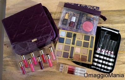 kit cosmetici concorsone ClioMakeUp