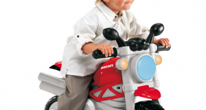 moto Ducati Monster per bambini in offerta su Amazon