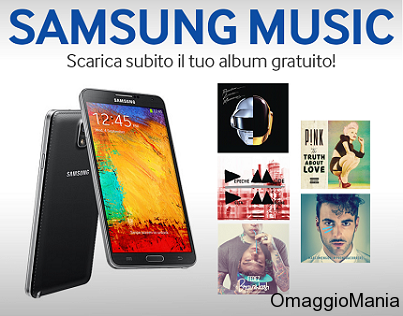 musica gratis con Samsung Music