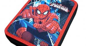 ricevi gratis l'astuccio di SpiderMan