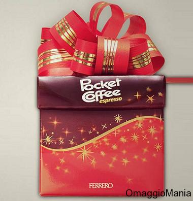 vinci Pocket Coffee con il concorso Natale con i Tuoi