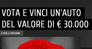vinci auto con Eurosport