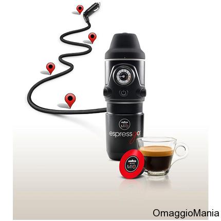vinci macchina del caffè EspressGo