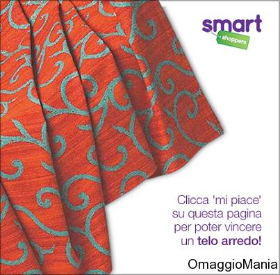 vinci telo arredo con Smart Shoppers Italia