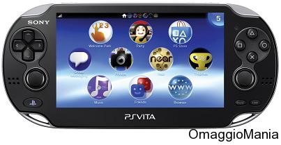 vinci una PS Vita con Sky