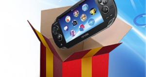 prova a vincere una PlayStation Vita