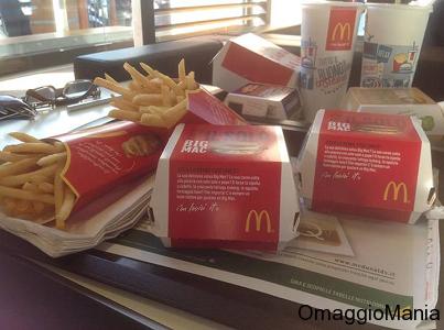 2x1 Big Mac gratis da McDonald's