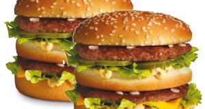 1 Big Mac gratis ogni Big Mac acquistato
