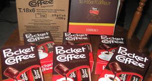 Pocket Coffee vinti da Lory