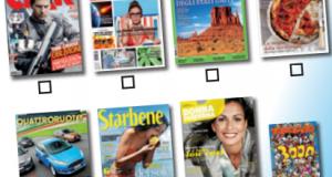 abbonamento riviste gratis con Wilkinson