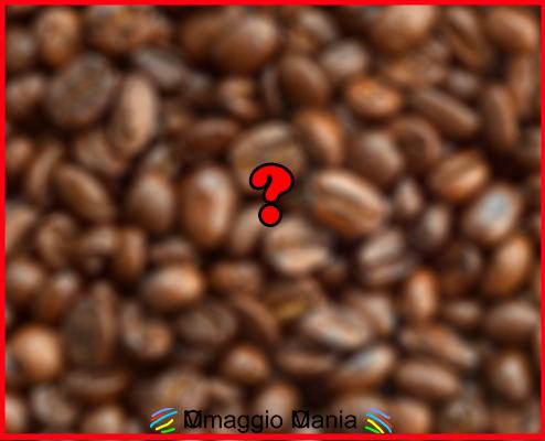 anteprima omaggi OmaggioMania coffee