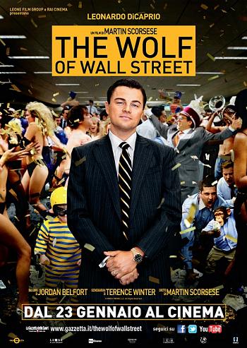 biglietti cinema gratis The Wolf of Wall Street