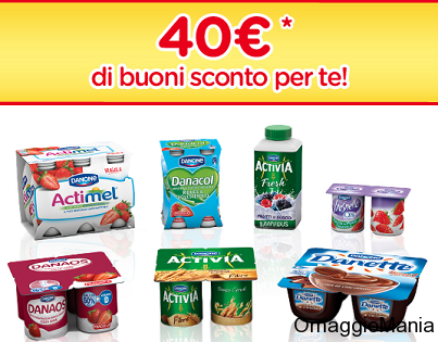 coupon ViviDanone 2014