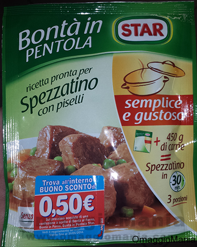 coupon Bontà in Pentola Star