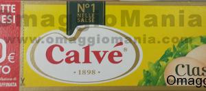 buono sconto maionese Calvè