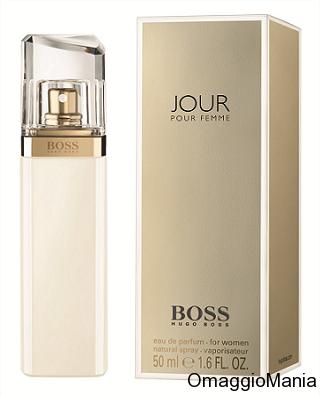 campione gratuito profumo Boss Jour
