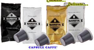 capsule caffè gratis con Barista Italiano e OmaggioMania