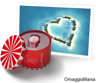 concorso Swatch Sweet Valentine