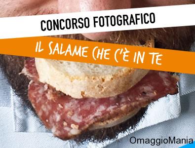 concorso fotografico Il salame che c'è in te