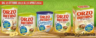 corso di cucina omaggio con Orzo Bimbo