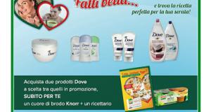 cuore di brodo Knorr + ricettario omaggio da IperSoap