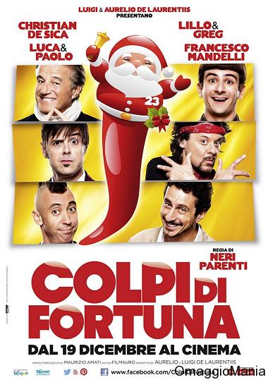 locandina film Colpi di Fortuna